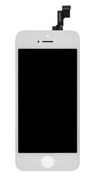 Дисплей с сенсорным экраном iPhone 5C белый