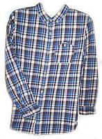 Рубашка в клетку для мальчика подростка Zara