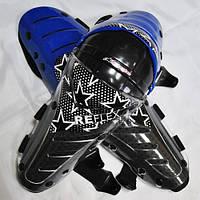Мотонаколенники Alpinestars Reflex Синий