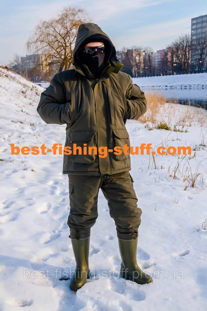 8d3b4065a68e Зимний костюм -40  эксклюзивная модель