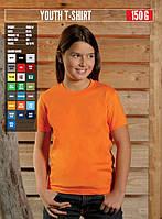Детская футболка 150 г/м.кв.