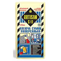 ARTISAN Артисан C-11 клеющая смесь универсальная 25 кг