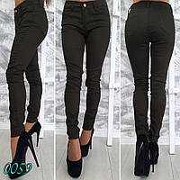Стильные джинсы- 0059