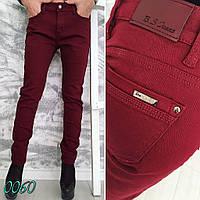 Стильные джинсы- 0060