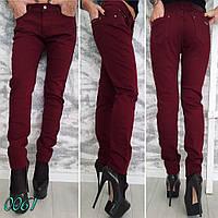 Стильные джинсы- 0061