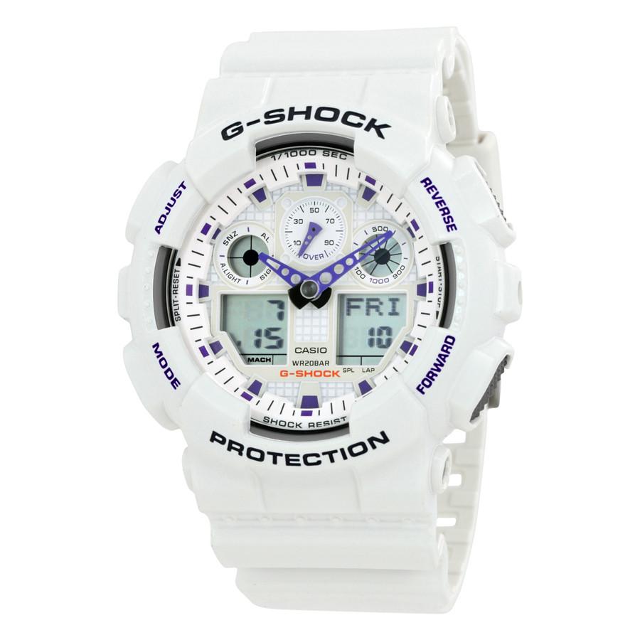 Часы мужские Casio G-Shock GA-100A-7AER