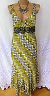 Новое платье с декором GEORGE полиэстер L 50-52 А170N