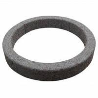 Клумба-бордюр «Кольцо» Гранит серый