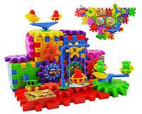 Детский конструктор шестеренка Magic Gears (Funny Bricks)