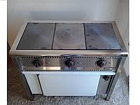 Плита электрическая промышленная ПЭ-3Ш