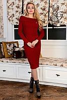 Женское платье облегающее платье-миди Лила-2