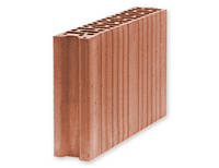 LEIER (Леиер) керамические блоки 8 P + W, фото 1