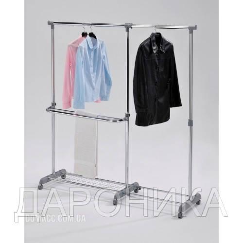 Стійка для одягу розсувна одинарна DA CH-4516