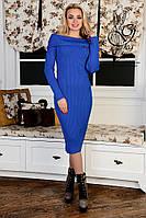 Женское платье облегающее платье-миди Лила-4
