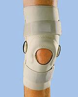 Наколенник для фиксации коленного сустава с металическими шарнирами Артикул: NKN-139 ITA-MED