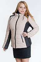 Куртка женская LeveL -удобная, супер батал