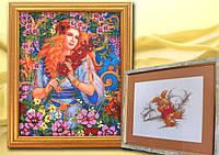 Фотография или рисунок на ткани канва, габардин, атлас, плюш