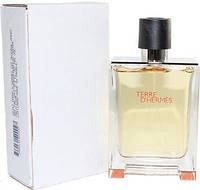 Мужские духи Tester - Hermes Terre D'Hermes pour homme 100 ml