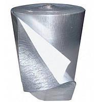 Фольгированный изоляционный материал с самоклеющимся слоем Изолон 300 (base) – толщина полотна 4 мм.