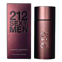 Carolina Herrera 212 MEN Sexy 100ml - ТЕСТЕР