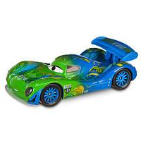 "Cars Carla Veloso Die Cast Car (Карла Велосо из мультфильма ""Тачки""), фото 1"