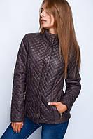 Стёганная женская куртка, 6 цветов (40-48)