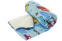 Одеяло меховое детское 110х140