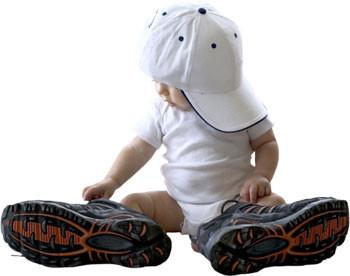 Как правильно подобрать обувь ребенку.