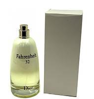 Мужские духи Tester - Christian Dior Fahrenheit 32 - 100 ml
