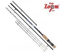 Фидерное удилище Carp Zoom Feeder Competition Feeder Rod 2в1. 3-3.6м