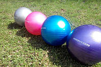 Гимнастический мяч (фитбол) ProFit 75см, в пакете