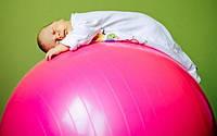 Фитбол для беременных, фитнеса ProFit BALL 85см, в пакете