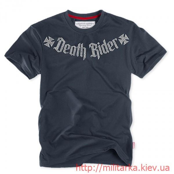Футболка Dobermans Death Rider TS102NV navy blue