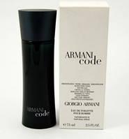 Мужские духи Tester - Armani Code Men 125 ml