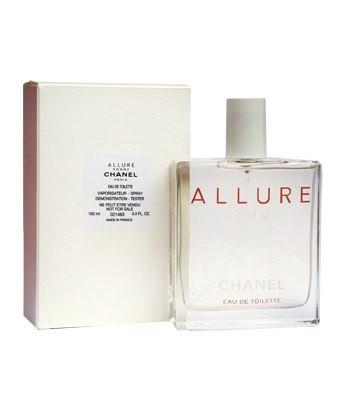 Мужские духи Tester - Chanel Allure Homme 100 ml