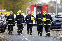 Костюм пожарника Англия