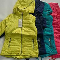 Куртка весенняя на девочку NH colektion