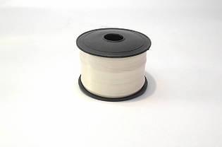 Лента флористическая  0,5 см белая