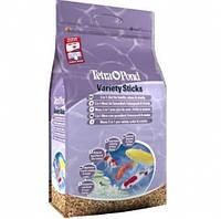 Корм для прудовых рыб Tetra Pond Variety Sticks 4л / 600 гр (основное питание)