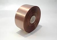 Лента полипропиленовая  5 см коричневая, фото 1