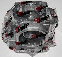 Головка цилиндра мопеда Дельта Альфа 110см3 с клапанами Tmmp