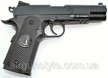 Пистолет пневматический ASG STI Duty One [16730]