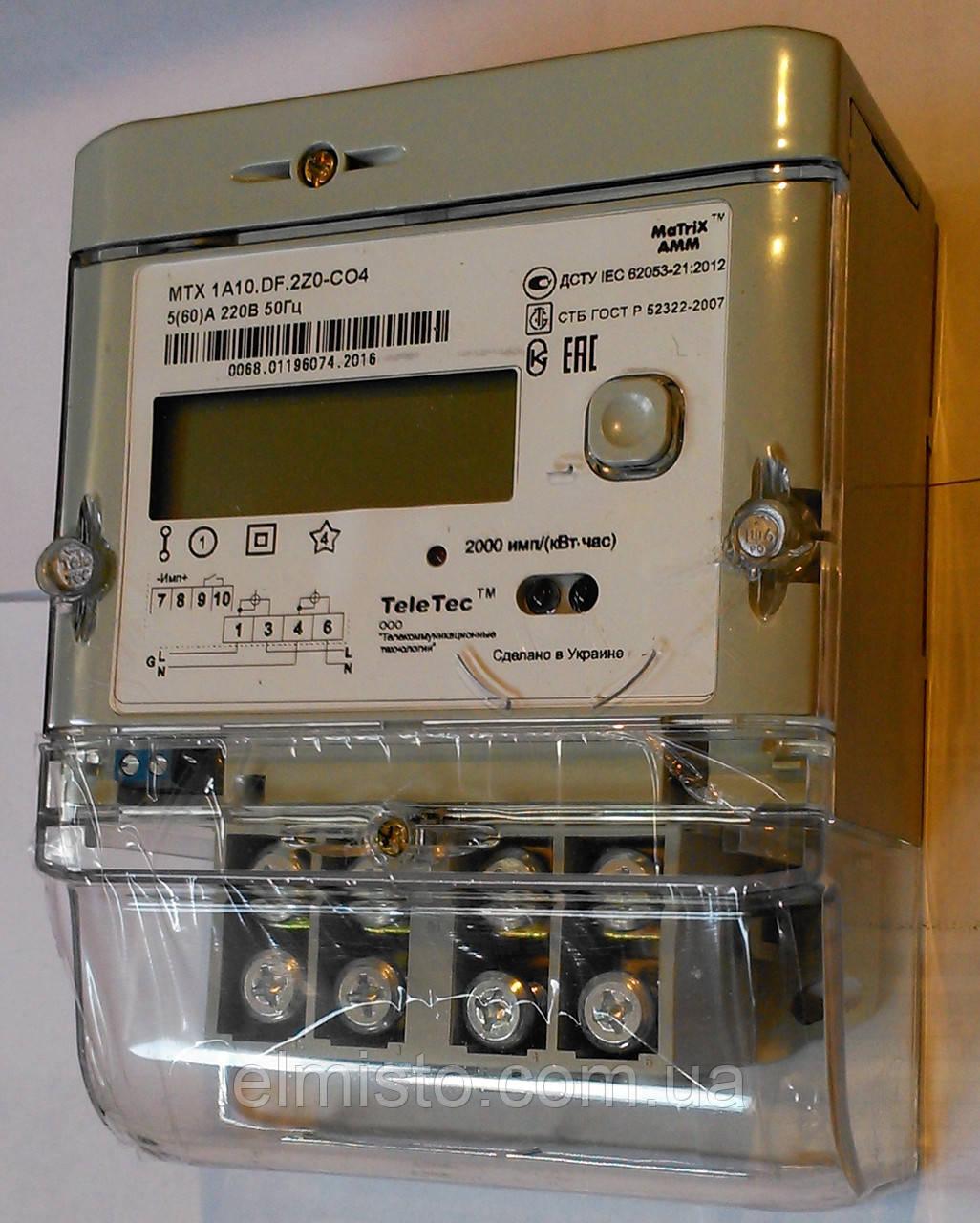подключение электросчетчика день ночь схема