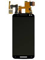 Модуль (Дисплей + сенсор) Motorola XT1572 Moto X style/ XT1575 Moto X Pure with touch black ORIG