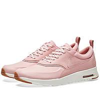 Оригинальные  кроссовки Nike W Air Max Thea Premium Pink Glaze & Sail