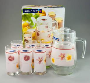 Кувшины со стаканами (питьевые наборы)