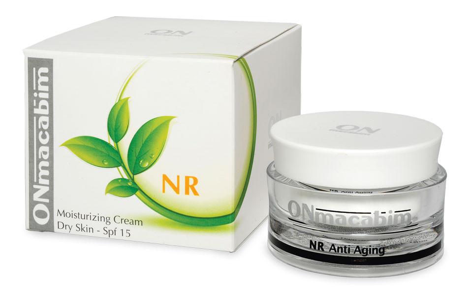 NR Питательная маска для сухой и нормальной кожи  Onmacabim Онмакабим 50мл