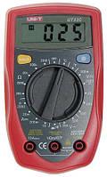 Цифровой мультиметр UNI-T UT33C.