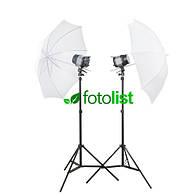 Набор студийного света Falcon SS-150H KIT-2, 2х150 Дж