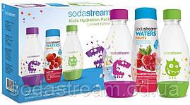 Набор детский (Monsters + SODA )из 2-х бутылок и сиропа